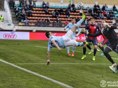 Двое украинцев попали в символическую сборную тура чемпионата Беларуси по футболу