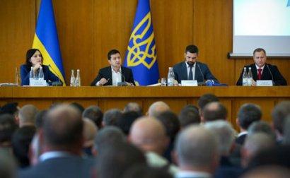 У Зеленского разработали новые критерии для оценки работы ОГА