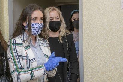 Экспресс-тесты на COVID-19 и средства защиты: как в Одесской Юракадемии и МГУ заботятся о здоровье студентов